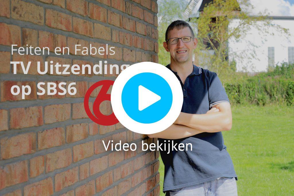 TV uitzending op SBS6